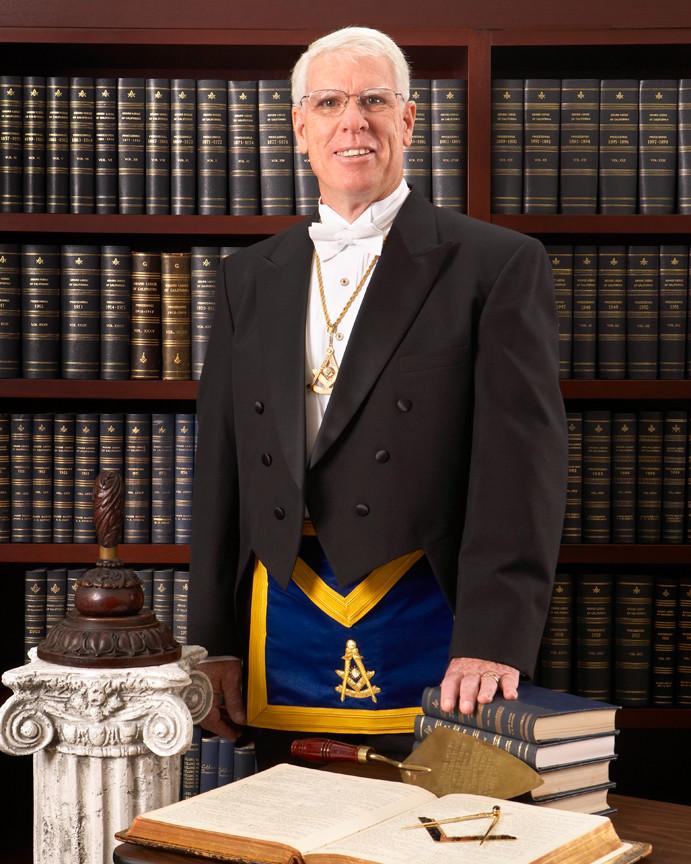 Grand Master Kenneth G. Nagel